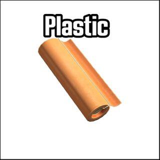 1 million plastic!