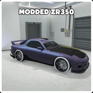 Modded Zr350**NEW**