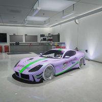 Modded Itali GTO