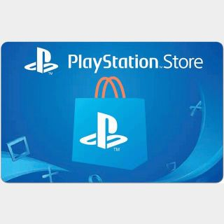 PlayStation Store (US) Gift Card $75 or $75.00