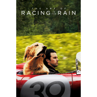 The Art of Racing in the Rain (Vudu or Movies Anywhere)