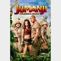 Jumanji: Welcome to the Jungle (Vudu or Movies Anywhere)