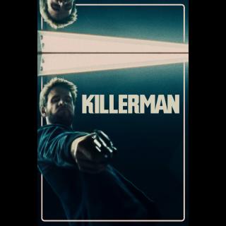 Killerman (FULL CODE, Vudu & iTunes)