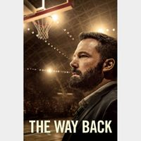 The Way Back (Vudu or Movies Anywhere)
