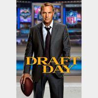 Draft Day (FULL CODE, Vudu & iTunes)