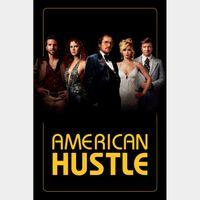 American Hustle (Vudu or Movies Anywhere)