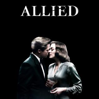 Allied (FULL CODE, Vudu & iTunes)