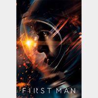 First Man (Vudu or Movies Anywhere)