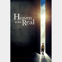 Heaven is for Real (SD Vudu or Movies Anywhere)