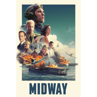 Midway (Vudu or iTunes)