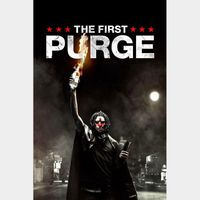 The First Purge (Vudu or Movies Anywhere, Not Instawatch)