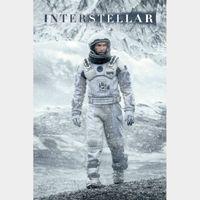 Interstellar (FULL CODE, Vudu & iTunes)