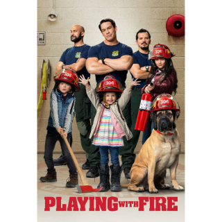 Playing with Fire (FULL CODE, Vudu & iTunes)