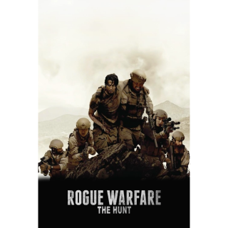 Rogue Warfare: The Hunt (Vudu or iTunes)