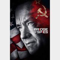 Bridge of Spies (FULL CODE, Movies Anywhere & Google Play)