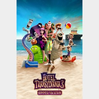 Hotel Transylvania 3: Summer Vacation (HD Vudu or Movies Anywhere)