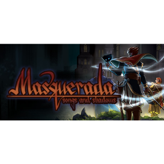 Masquerada: Songs and Shadows Steam Key