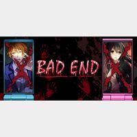 BAD END CD KEY STEAM