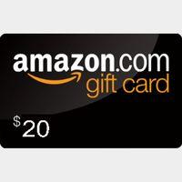 $20.00 Amazon
