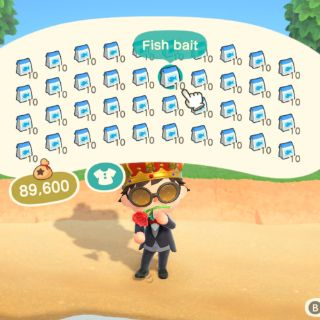 Resource | 400 FISH BAIT + Bonus!
