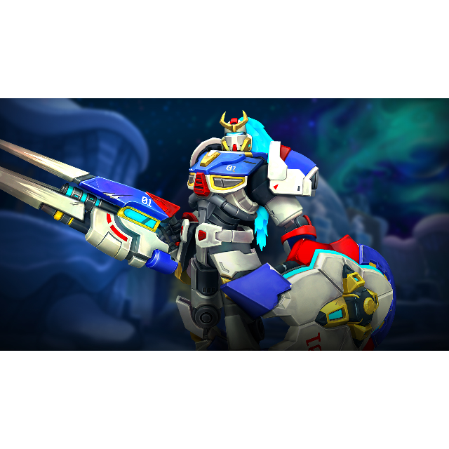 FN-01 Helios Skin In Game Code (PC/Xbox1/PS4) Paladins - Other