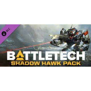 BATTLETECH - Shadow Hawk Pack - DLC Steam Key