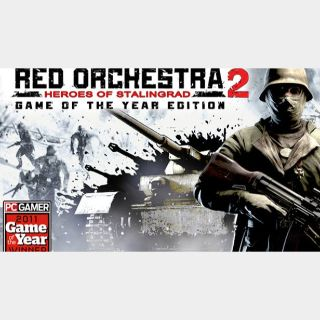 Red Orchestra 2: Heroes of Stalingrad with Rising Storm - Global, Instant Delivery