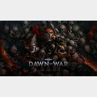 Warhammer 40,000: Dawn of War III - INSTANT DELIVERY