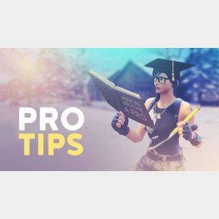 Fortnite GUDIE HOW TO BE PRO!