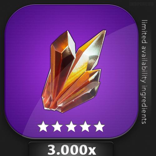 Sunbeam Crystal | 3000x