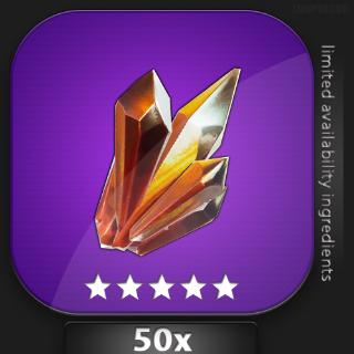 Sunbeam Crystal | 50x