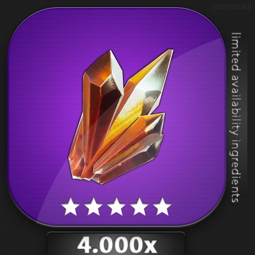 Sunbeam Crystal | 4000x