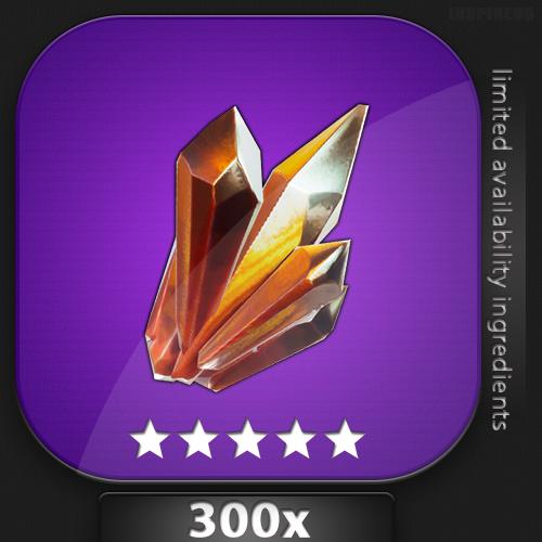 Sunbeam Crystal | 300x