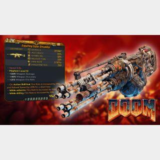 Weapon   Doom Machine Gun