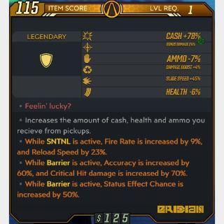 Shield   +XP GodMode - Zane