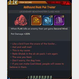 Class Mod   Beastmaster • 10-in-1