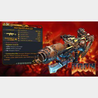 Weapon | Brad Luck