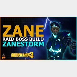 Weapon   ZaneStorm Full Build