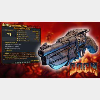 Weapon   Doom Pistol