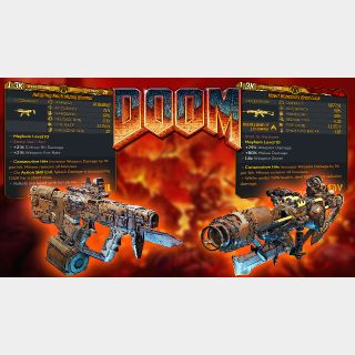 Weapon   Doom Weapon Package 2!!!