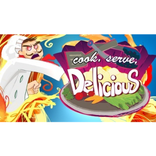 Cook, Serve, Delicious [PC - Steam Game]