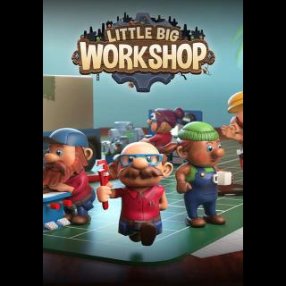 Little Big Workshop (Instant Delivery) | Steam