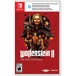Wolfenstein II: The New Colossus US - Instant Delivery