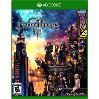 Kingdom Hearts 3 - instant delivery