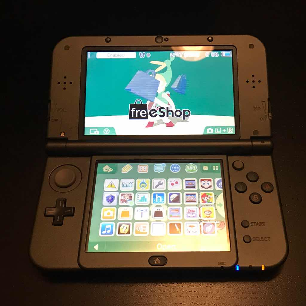 Hacked New 3ds xl - 3DS Consoles (Good) - Gameflip