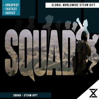 SQUAD 🎁 Steam Gift 🎁