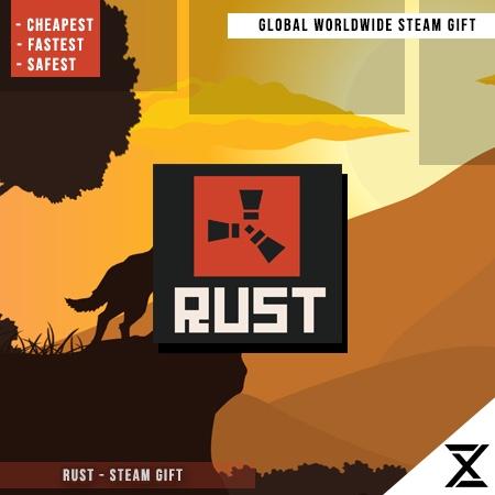Rust 🎁 Steam Gift 🎁