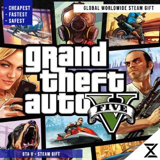 Grand Theft Auto V 🎁 Steam Gift 🎁