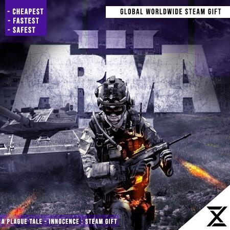 Arma III  🎁 Steam Gift 🎁