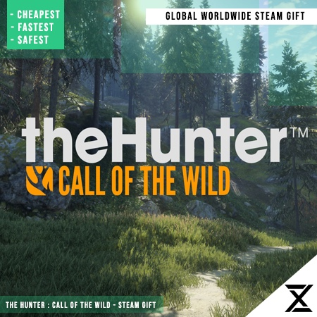 The Hunter Call of the Wild 🎁 Steam Gift 🎁
